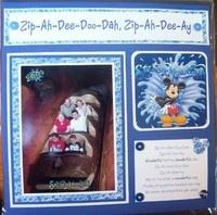 Splash MountainScrapbook Ideas, Scrap Disney, Scrapbook Disney, Disney Layout, Scrapbook Layouts Disney, Splash Mountain, Disney Scrapbook, Scrapbooking Disney, Splashes Mountain