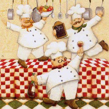 Italian Chefs!