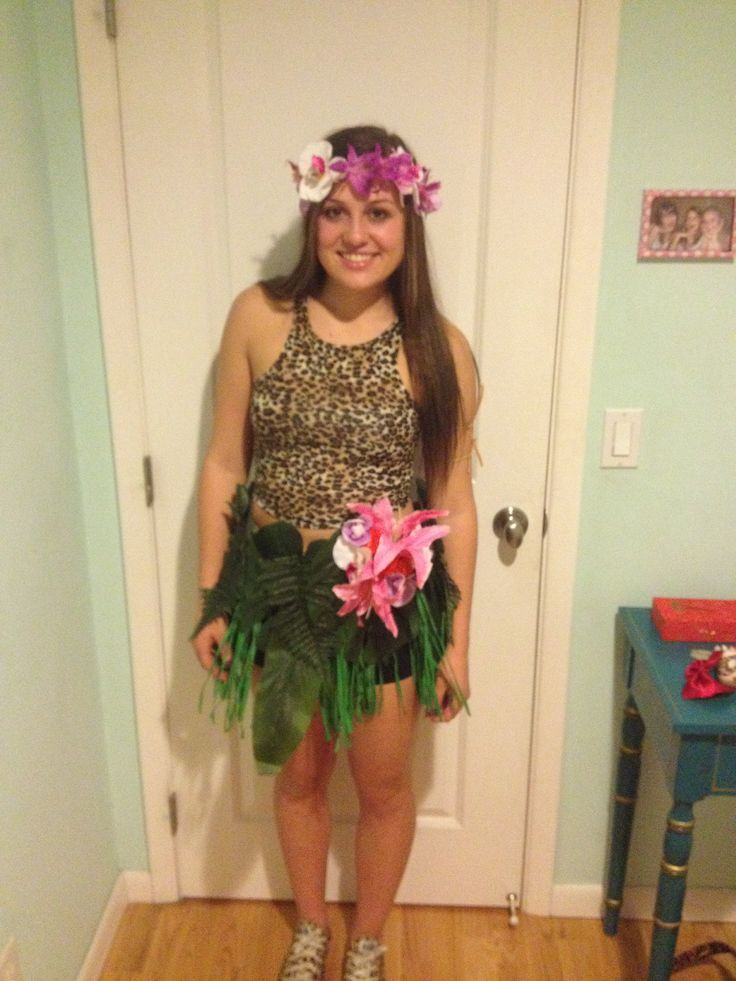 "DIY Katy Perry ""Roar"" costume   Jungle party ideas   Pinterest"