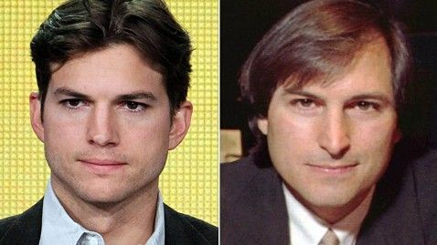 ABC News: Ashton Kutcher to Play Steve Jobs