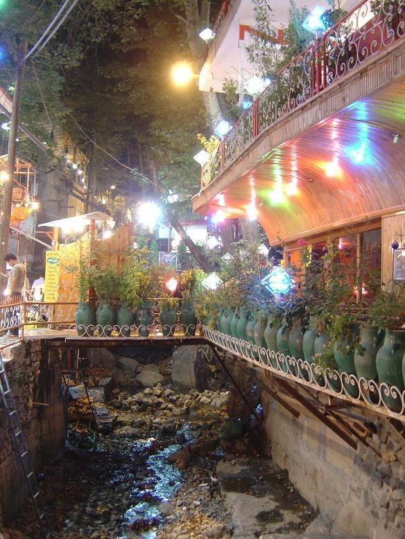 Darband, Tehran. Been there done that ❤