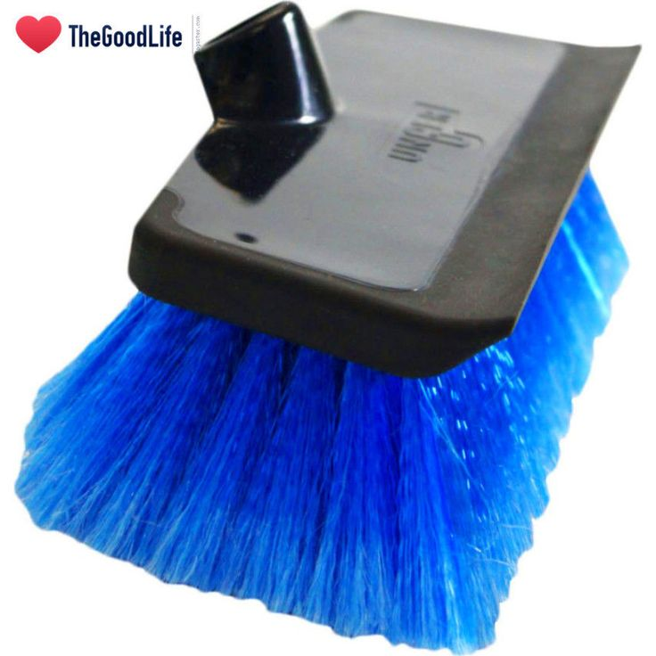 Soft Brush With Squeegee 10 UNGER INDUSTRIAL Commercial Window 964810 #Unger
