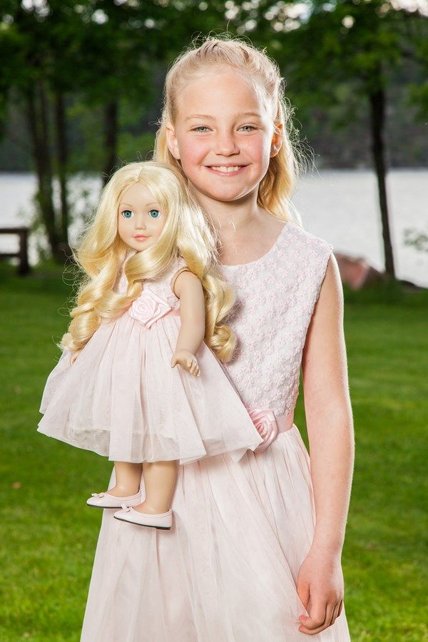 MissMiniMe® 18 inch dolls with matching clothes for girls 4 - 10 years