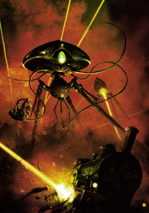 """war of the worlds"":"
