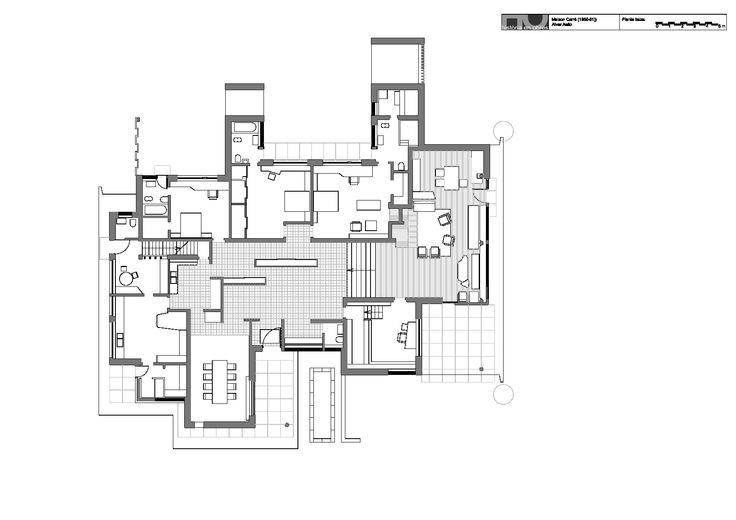 Maison louis carr urbipedia alvar aalto maison louis for Alvar aalto maison