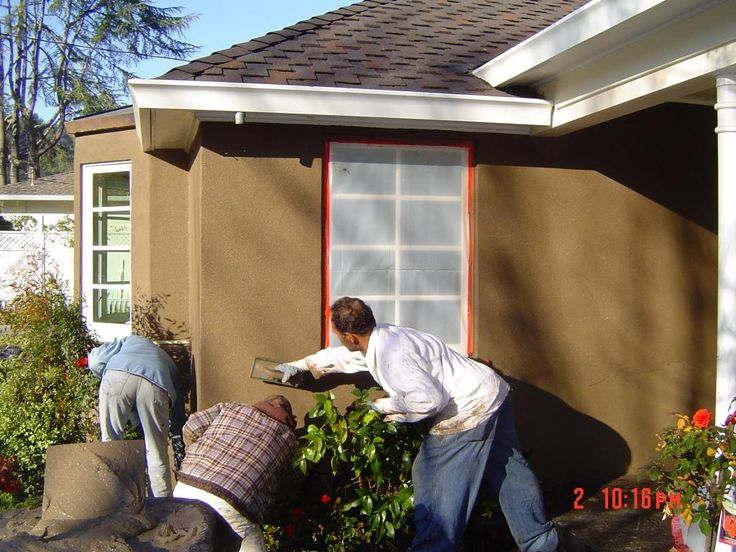 Stucco houses paint colors filed under all jobs tagged - How much to stucco exterior of house ...