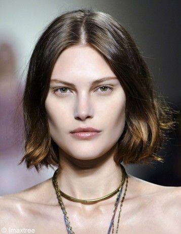 Catherine Mcneil, brown bob hair
