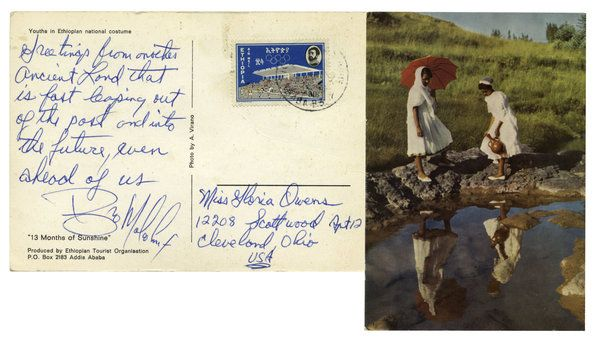 16 Rare Postcards Written By Malcolm X Could Be Yours