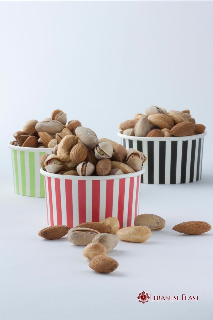 Home roasted nuts