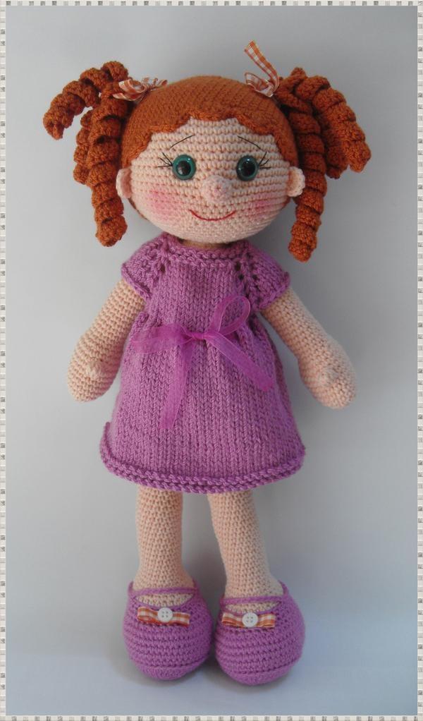 Amigurumi Lola Dolls  http://amigurumiaskina.blogspot.com