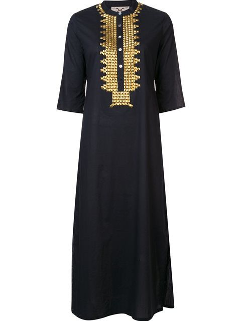 Shop Figue 'Thandie' sequinned kaftan dress in Figue from the world's best independent boutiques at farfetch.com. Shop 400 boutiques at one address.