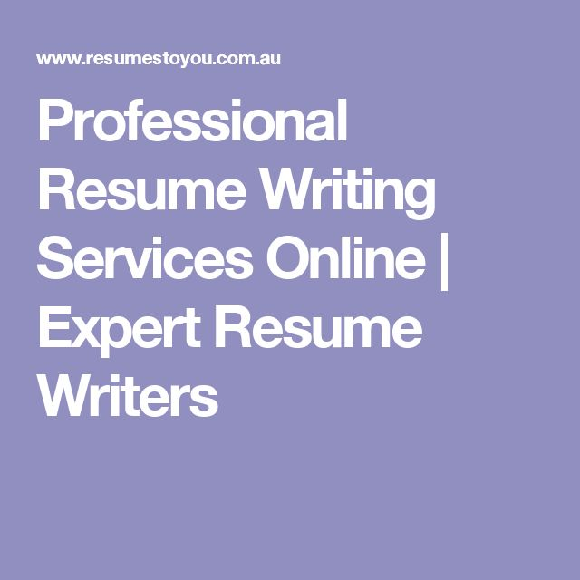 Jump-start your job search with a new resume