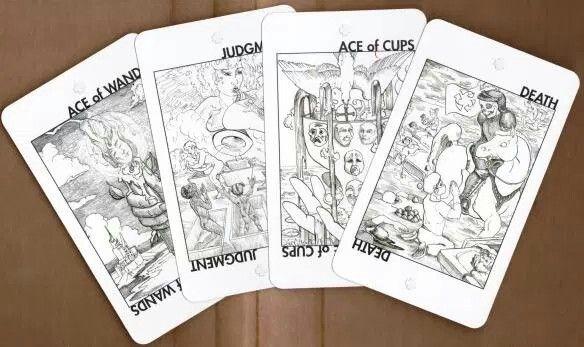 The Healing Tarot review