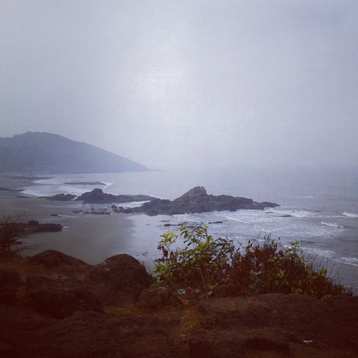 Breathtaking Goa - a place where I lose and find peace at the same time :)