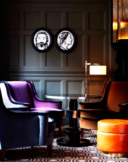 The Coburg Bar At Connaught Hotel London
