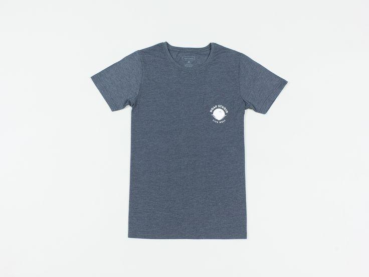 Live Well T-Shirt   Noap Studio