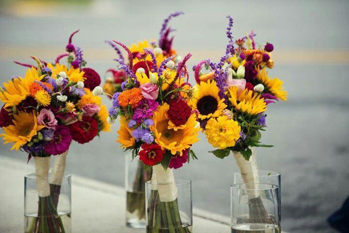 Garden Gate Flowers Gentry Arkansas....Ridings wedding