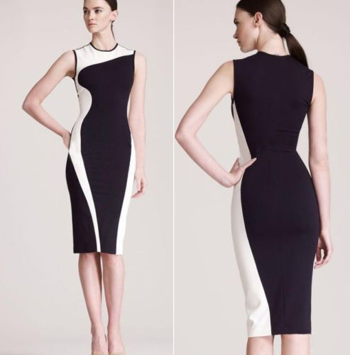 Sexy Bodycon Dresses Womens Party Cocktail Sleeveless Pencil Black Dress s XL | eBay