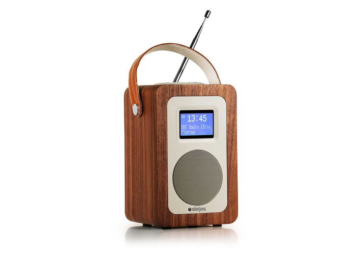 Steljes SA20 Portable DAB Internet Radio With Bluetooth UK