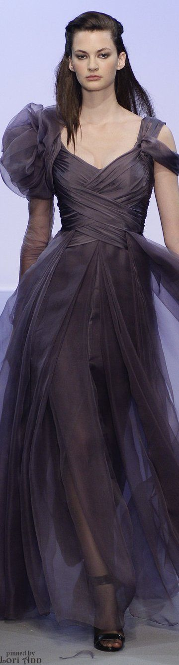 Christophe Josse Couture Fall 2010