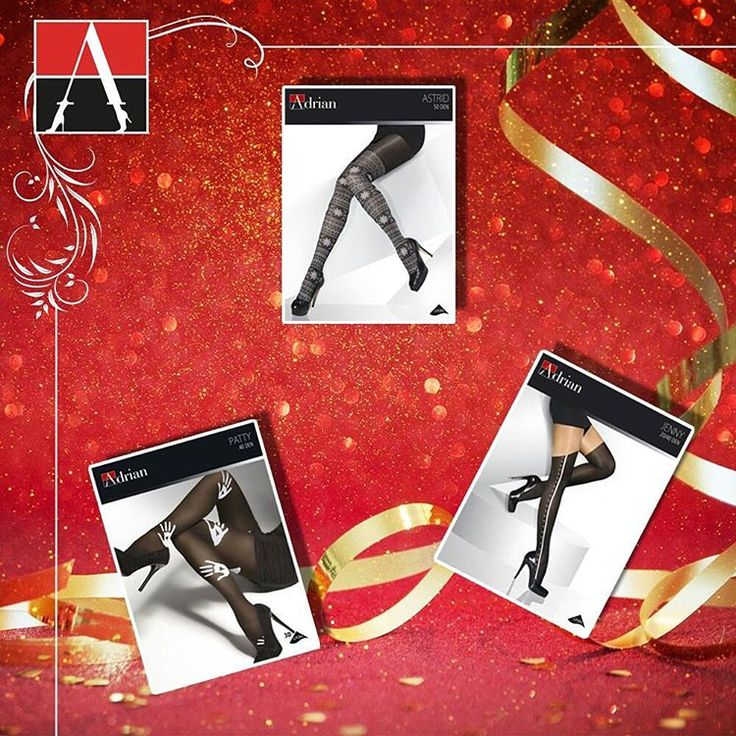 Widziałaś już naszą nową kolekcję? Idealne rajstopy na karnawał! Sprawdź więcej w naszym sklepie! #adrian #rajstopy #adrianinspiruje #karnawał #2017 #fashion #betrendy #tights