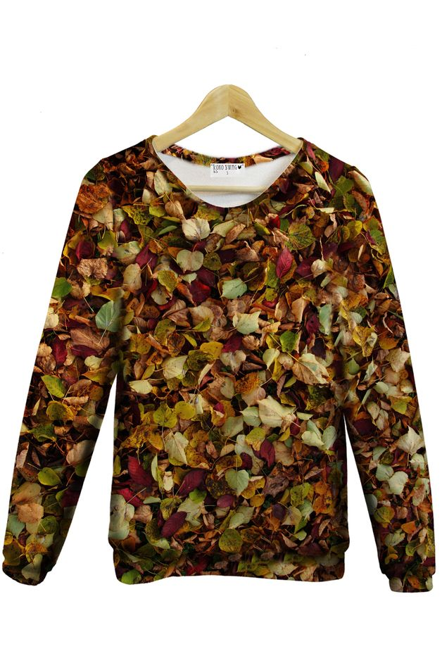 autumn in DaWanda T-Shirts & Jumpers – AUTUMN – a unique product by kokoswag on DaWanda