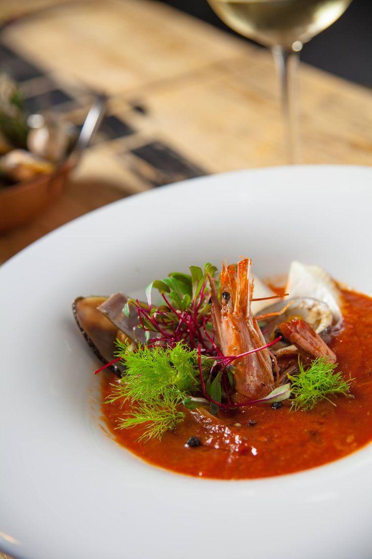 Zuppa di Pesce/Bulion Rybny/