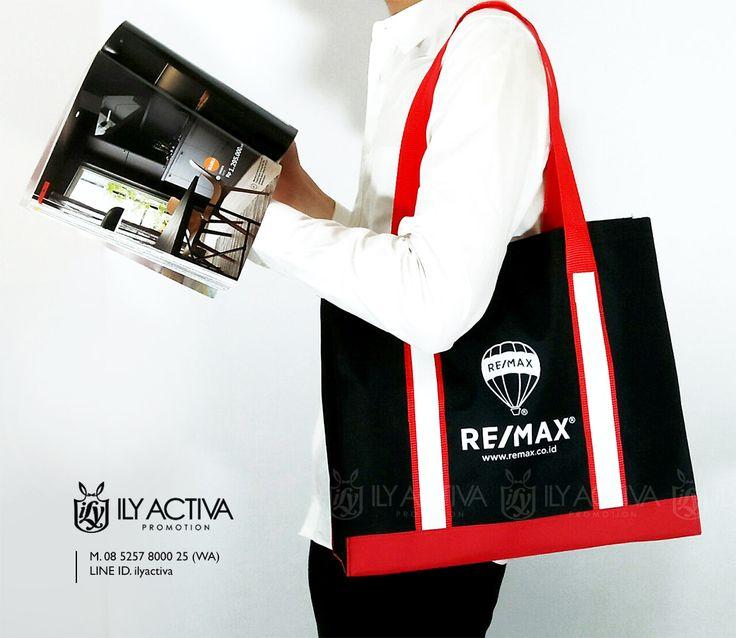 Goodie Bag -- RE/MAX, Jakarta