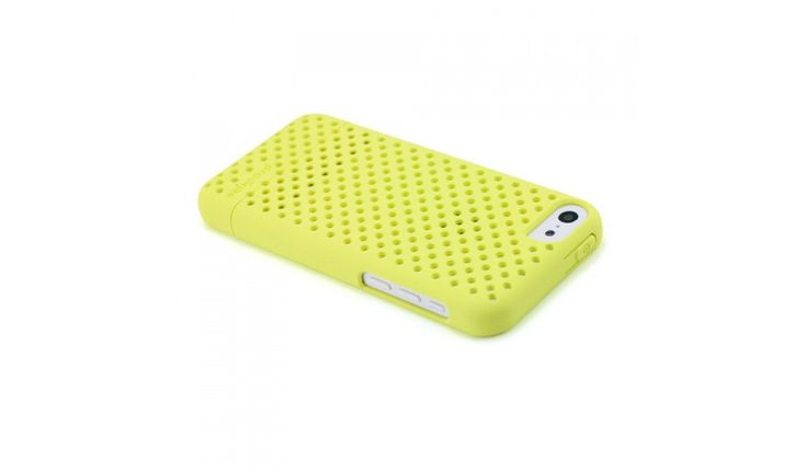 C-Inslide Yellow... For iPhone 5C