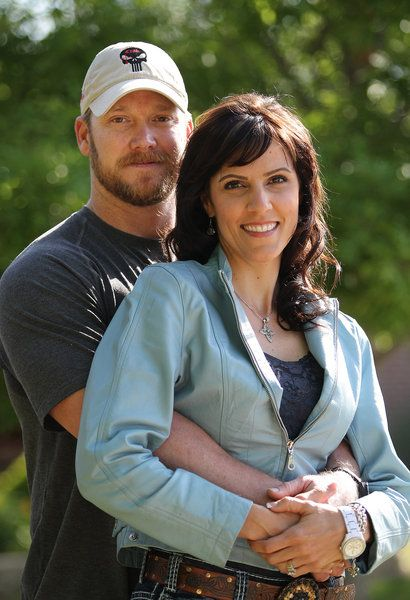 the rest of the Chris Kyle story.....This is a wonderful story, take the time to read it. It really made me feel good to see how well he and his family were treated.
