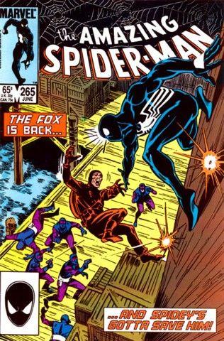 Amazing Spider-Man #265.