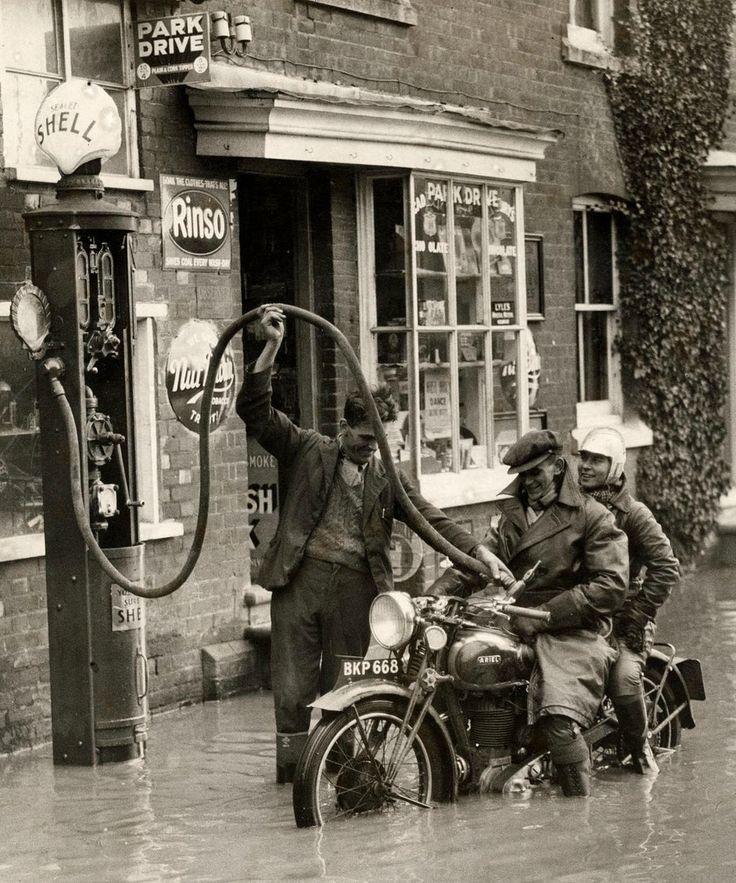 Ariel (BKP668), Zuid Engeland 1935 | von Tuuur