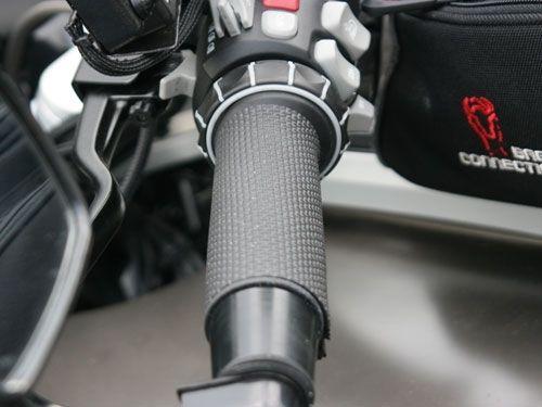 Grip Buddies vibration elimination grip covers - all BMW models plus some Ducati,Honda, Kawasaki, Suzuki and Yamaha