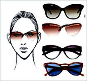 sunglasses for diamond face