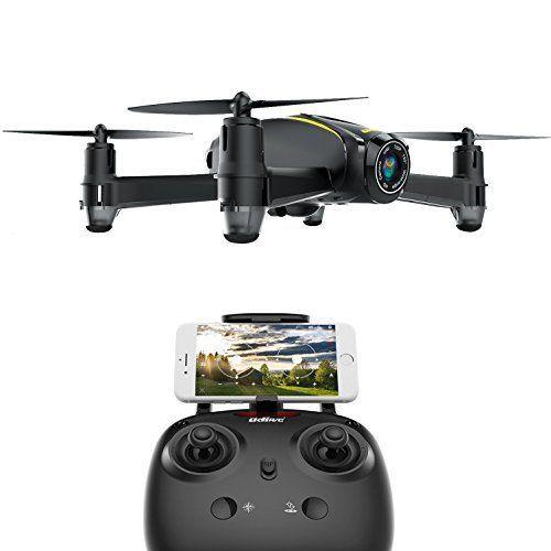 DROCON U31W Navigator Kids Drone With HD Camera 1280 X 720P WIFI FPV Quadcopter