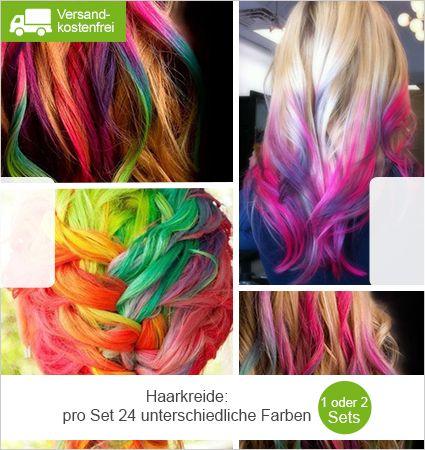 Haarkreide in 24 Farben Deal | Limango Deals für Familien
