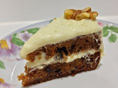 Lulumummy: Air fryer healthy carrot cake with cream cheese frosting