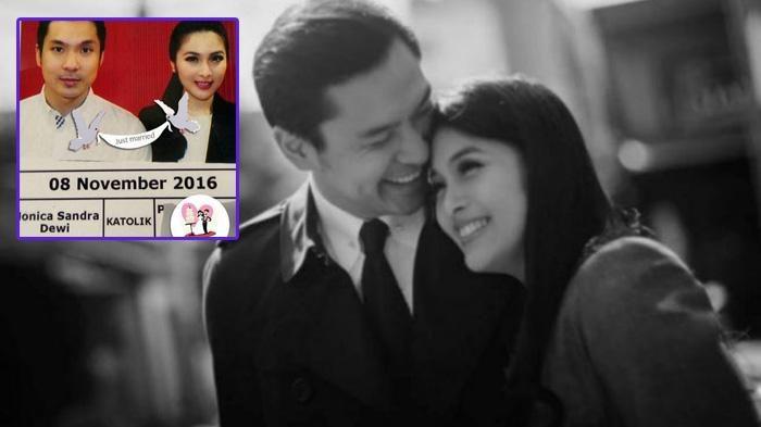 Terungkap! Ini Dia Tanggal Pernikahan Sandra Dewi, Netizen Ramai Ucapkan Selamat