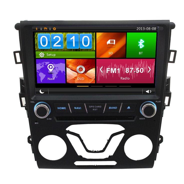 wince 8.0 Car DVD Player GPS Navigation Multimedia System
