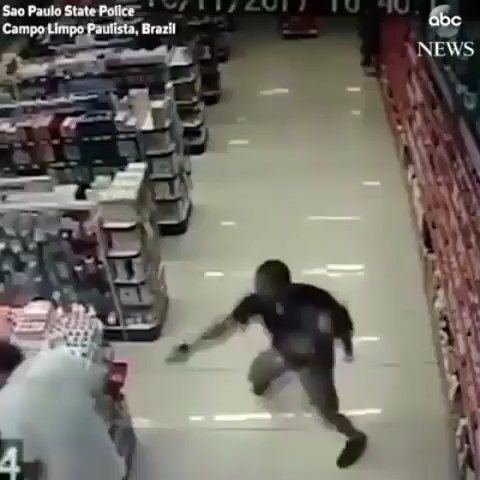 Off-duty #militarypolice takes down alleged armed robbers in a pharmacy while holding his young son in his arms. . . =======//==\\======= . . .  #safe #safety #hse #qhse #health #bahrain #ksa #kuwait #usa #uk #Russia #manama #البحرين #المنامة #حادث #السلامة #accident #risk #hazard #osha #construction #oman #germany #japan #china