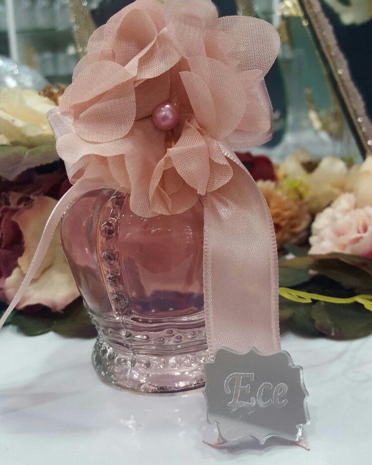 Vintage kolonya şişeleri  Söz hediyelikleri  Nişan hediyelikleri