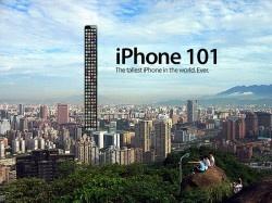 iPhone5 iPhone101