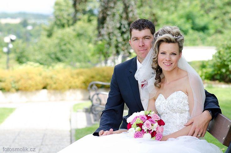 svatební fotografie - Jana & Václav
