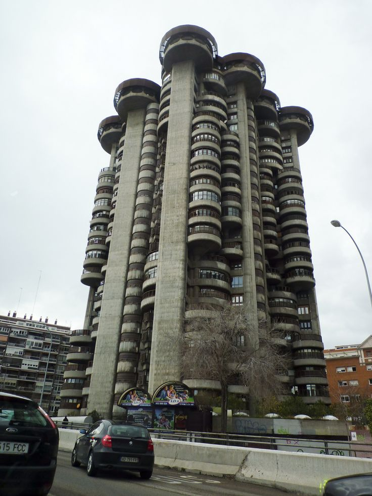 47 best brutalist architecture images on pinterest for Architecture brutaliste