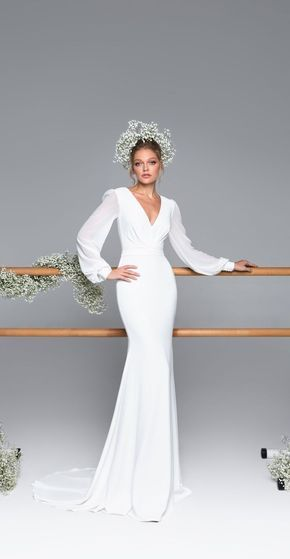Eva Lendel Wedding ceremony Clothes – Eva Bridal Assortment