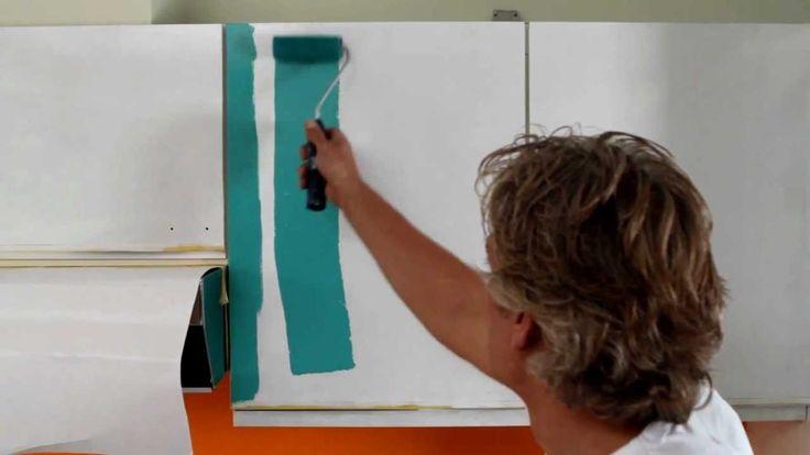 Comment peindre du mélamine ?
