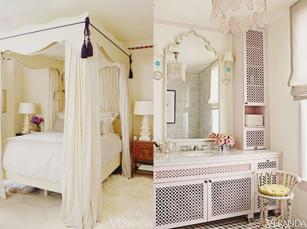 A Chic Townhouse In Chicago : By Ruthie Sommers. Find This Pin And More On Four  Poster Bed ...