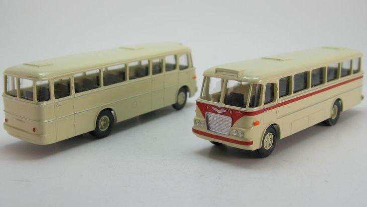 Ikarus 630 Intercity-Bus Ungarn DDR UdSSR - 1:87 HO