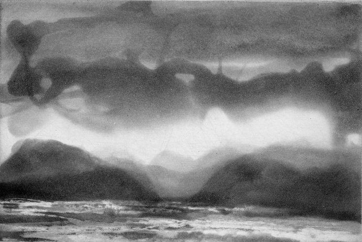 Ireland / Malin to Galway Bay | Norman Ackroyd