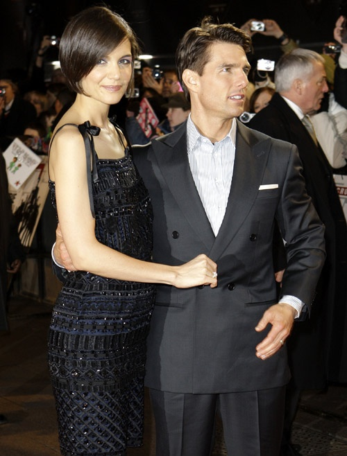 Katie Holmes and Tom Cruise are divorcing. Surprise!